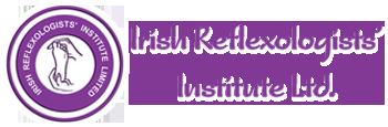 Irish reflexologists institute ltd logo holistic therapies